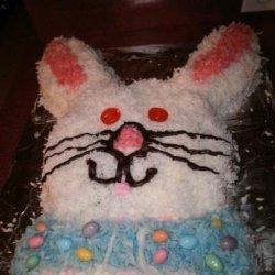 Devil's Food Bunny Cake recipe