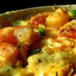Hot Crab and Cheese Dip recipe