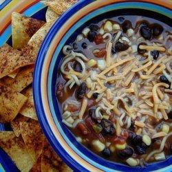 Spicy Noodle Soup recipe