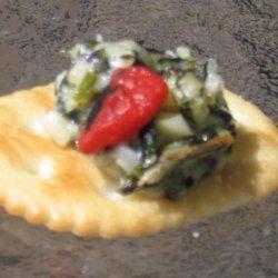 Low-Fat Hot Spinach Dip recipe
