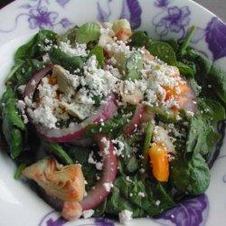 Italian White Bean and Artichoke Salad recipe