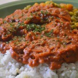 Creamy Curry Sauce recipe