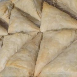 Vegan Spanakopita recipe