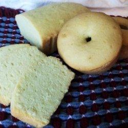 Nana's Southern Pound Cake recipe