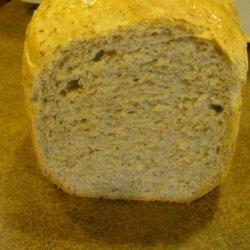 Quick 1.5 Lb White Bread for Bread Machine recipe