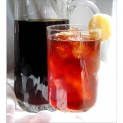 Ginger and Honey Sweet Tea recipe