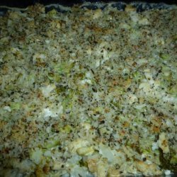 Broccoli Cauliflower Casserole recipe