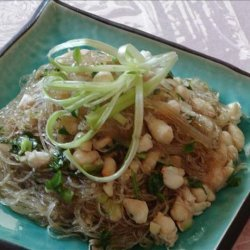 Glass Noodles With Crab recipe