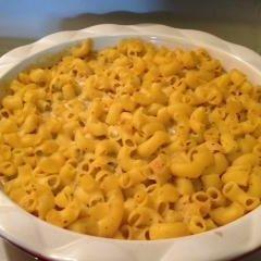 vegan Mac Un-Cheese  recipe