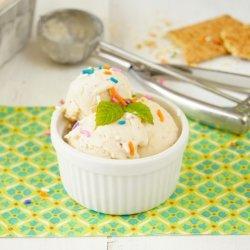 Peach Cheesecake Ice Cream recipe