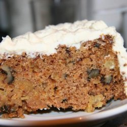 The Best Carrot Cake (In the World) recipe