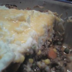 Shepherd's Pie - All the Taste, Lower Fat! recipe