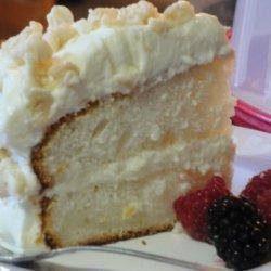 Lemon Cream Cake (Olive Garden) recipe