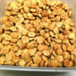 Hidden Valley Oyster Crackers recipe
