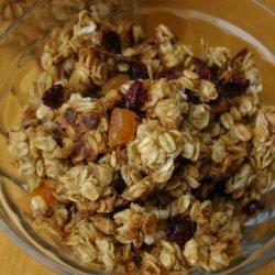 Rose's Light Nut and Dried Fruit Granola recipe