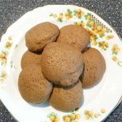 Chewy Molasses Spice Cookies recipe