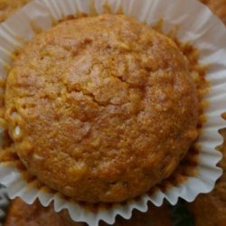 Oatmeal Raisin Muffins - Adapted from Carole Walter recipe