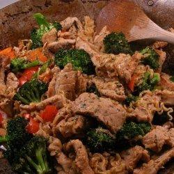 Easy Pork Skillet recipe