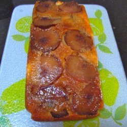 Quince Upside Down Cake recipe