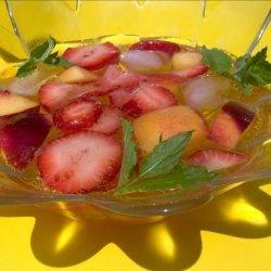 Peach & Strawberry  Punch/nectarine Sunrise/fruity Lemonade recipe