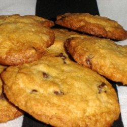 Mom's Soft Chocolate Chip Cookies recipe