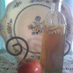 Homemade Amaretto Almond Liqueur recipe