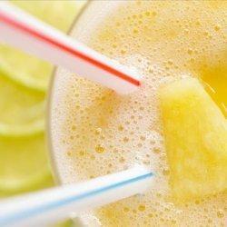 Tropical Lime Smoothie recipe