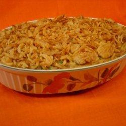 Bill's Fabulous Tuna Noodle Casserole recipe