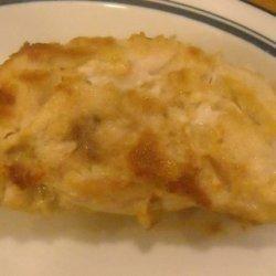 Dijon Parmesan Chicken recipe