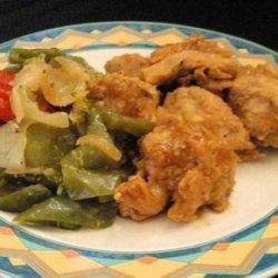 Chicken Cooked in Beer recipe
