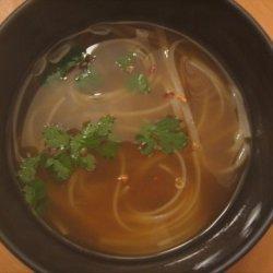 Vietnamese Chicken Stock recipe