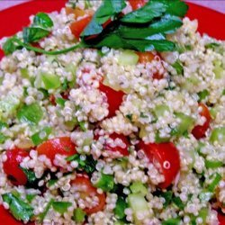 Quinoa En Salpicon recipe