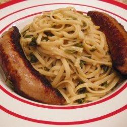 Lemon Pasta With Lemon Thyme recipe