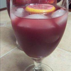 Sangria Perea recipe