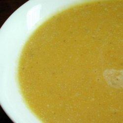 Vegan Pumpkin Curry Soup recipe