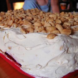 Blarney Stone Cake With Frosting! recipe