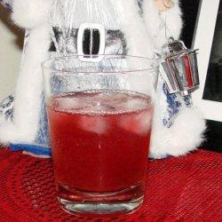 Sour Raspberry Martini recipe