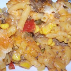 Western Macaroni and Cheese Dinner recipe