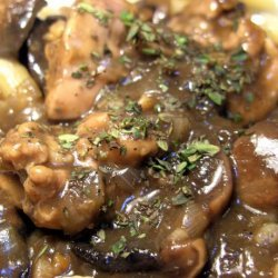 Chicken in a Riesling Sauce recipe