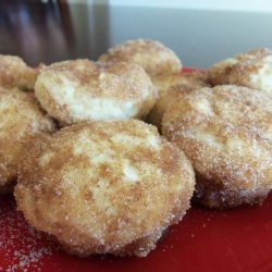 Cinnamon Sugar Puffs recipe