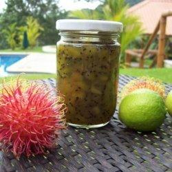 Kiwi & Lime Jam recipe