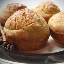 Butternut Squash Muffins, Diabetic recipe