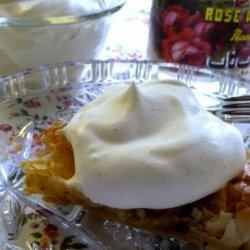 Rose Cream recipe