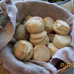 Big Angel Biscuits recipe