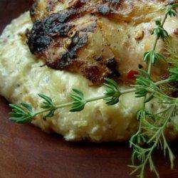 Herb Stuffed Chicken Breasts recipe
