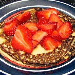Grandma's Basic Pancakes recipe