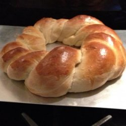 Bread Machine Italian Easter Bread recipe