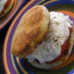 Tomato & Egg Muffin (21 Day Wonder Diet: Day 5) recipe