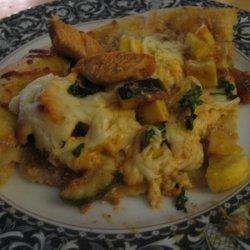 Tandoori Chicken Pizza recipe