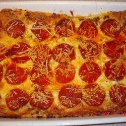 1 Dish Pizza Bake recipe